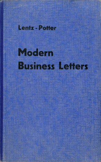 Modern Business Letters